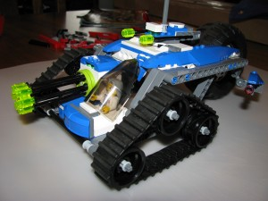 LEGO Exo-Force 8118 Hybrid Rescue Tank